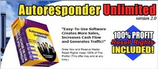 Thumbnail Autoresponder Unlimited with Master Resell Rights