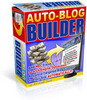 Thumbnail Auto Blog Builder - Auto Website Builder with Master Resale Rights