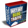 Thumbnail Instant Blog Traffic - With Resell Rights