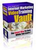 Thumbnail Internet Marketing Video Training Vault - Video Tutorial