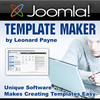 Thumbnail Joomla Template Maker with Master Resale Rights