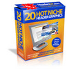Thumbnail *NEW* 20 Hot Niche Headers with MRR