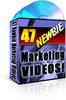 Thumbnail 47 Newbie Marketing Videos With Private Label Rights