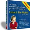 Thumbnail New INSTANT SITE WEB PAGE MAKER HTML BUILDER MADE EASY SOFTWARE with Resell Rights