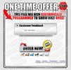 One Time Offer Sales Page Templates