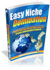 Thumbnail Easy Niche Domination with Master Resale Rights