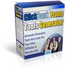 New! ClickBank Promo Tools Generator with Master Resale Rights