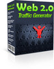 Thumbnail Web 2.0 Traffic Generator with Master Resale Rights