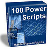 100 Power Scripts for Webmasters - Contains 114 Scripts - Master Resell Rights