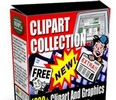 1700 + Clipart and Graphics Collection