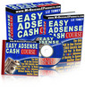 Thumbnail Easy Adsense Cash Course - How To Make Money With Google Ads