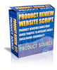 Thumbnail Product Review Site - with MRR