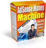 Thumbnail adsense money machine with resale rights