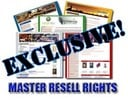 85 Exclusive Niche Content Websites with Master Resale Right
