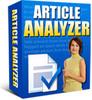 Thumbnail Article Analyzer Software Program