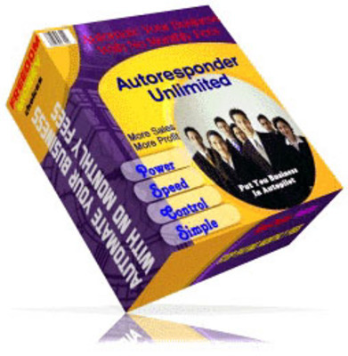 Product picture Autoresponder Unlimited With Master Resale Rights