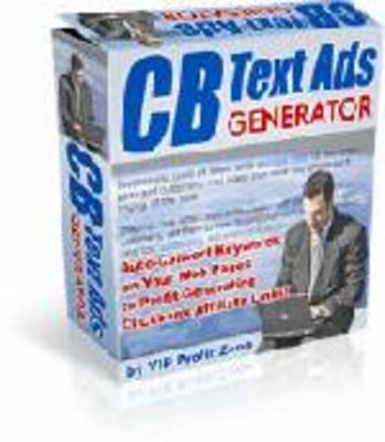 Product picture ClickBank Text Ads Generator with MRR