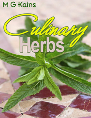 Product picture Culinary Herbs Recipes With Private Label Rights