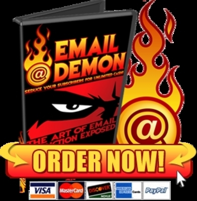 Product picture Email Demon MRR