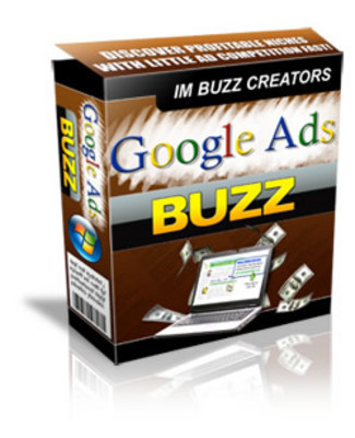 Product picture Google Ads Buzz with mrr