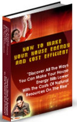 Product picture How to Make Your Home Energy Efficient