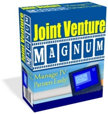Product picture Magnum Joint Venture Script with Resell Rights