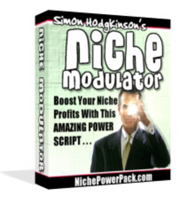 Product picture Niche Modulator Software With Master Resale Rights