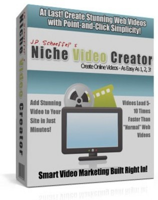 Product picture Niche Video Creator with Master Resale Rights