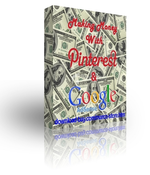 Product picture Make Money With Pinterest and AdSense
