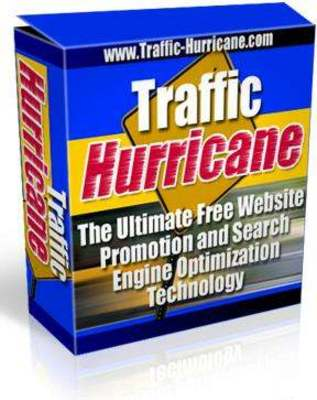 Product picture Traffice Hurricane Pro v2.0 with Master Resell Rights - Tons Of Unique Visitors