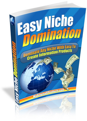 Product picture Easy Niche Domination with Master Resale Rights