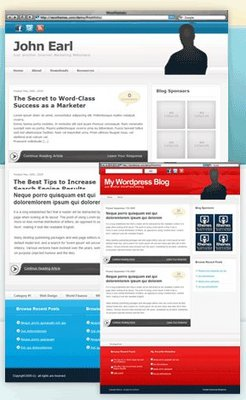 Product picture Pro Marketer Wordpress Themes