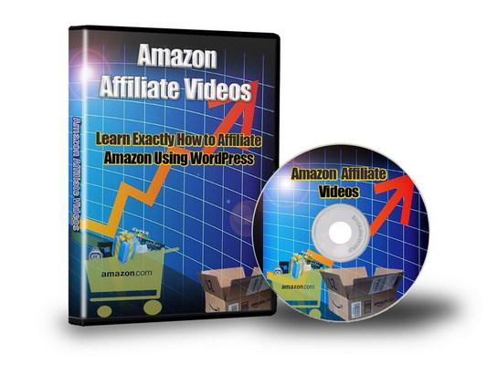 Product picture Amazon Affiliate Videos Profits - 16 Video Tutorial Set - MR