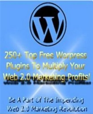 Product picture 250 Wordpress Plugins with Master Resale Rights