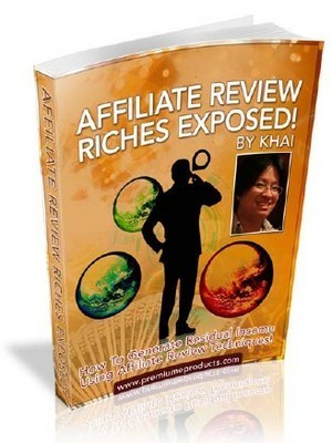 Product picture Affiliate Review Riches Exposed With Master Resale Rights