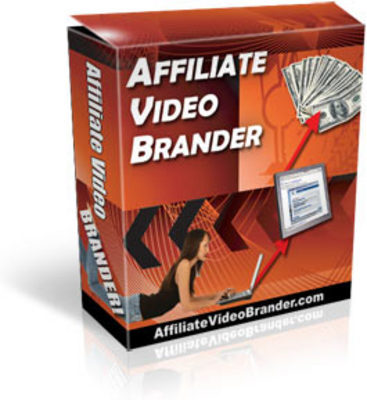 Product picture Affiliate Video Brander Software