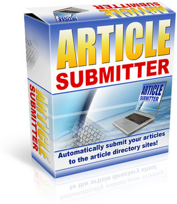 Product picture Article Submitter with Master Resale Rights