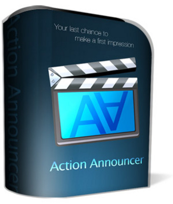 Product picture Action Announcer - Make Money From Exit Traffic w/ MRR & PLR