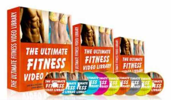 Product picture *NEW* The Ultimate Health and Fitness Video Library Series