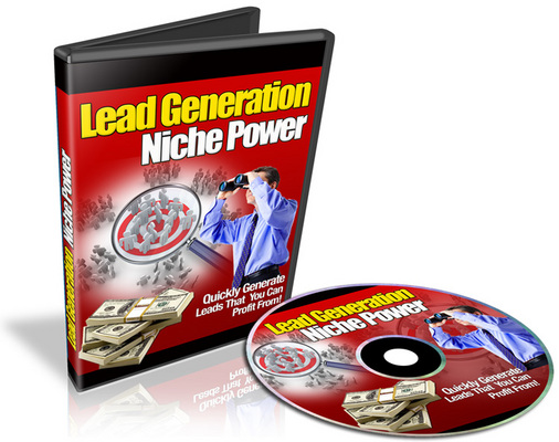 Product picture Lead Generation Niche Power Video Course with MRR