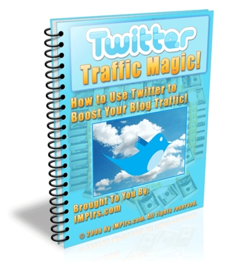 Product picture Twitter Traffic Magic with MRR & Twitter Bonus Package