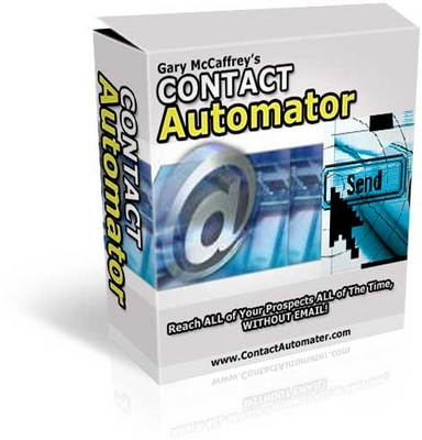 Product picture Contact Automator - Master Resale Rights