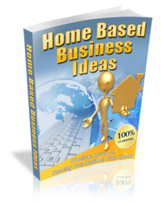 Product picture Home Based Business Ideas with Master Resell Rights
