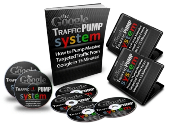 Product picture Google Traffic Pump System - Complete Package -Resell Rights