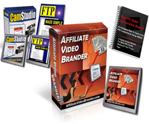 Product picture Affiliate Video Branding Suite - w Master Resale Rights PLR
