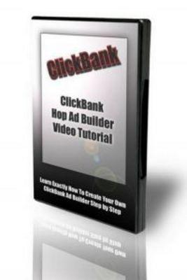 Product picture 10 Clickbank Hop Ad Builder Video Tutorials. (MRR)